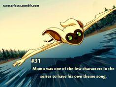 Random Avatar Facts
