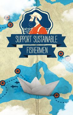 If we don't act now there will be no fish to eat in just 50 years. Show your support - sign up now at www.myboat.gp