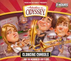 Adventures in Odyssey - Great for children