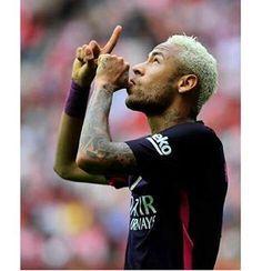 Acabou 🙌🙌🙌 Barcelona ganhou de 5x0 com dois do Ney ⚽💜⚽ #neymar #neymarjr #barcelona