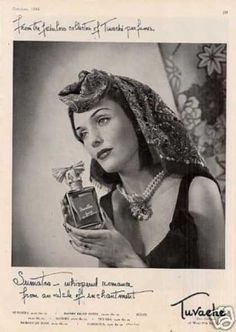 Vintage Perfume Ads of the 1940s (Page 5)
