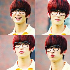 Kiseop of Ukiss i love the color of his hair