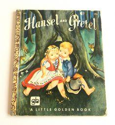 1971 Hansel and Gretel - Hardcover