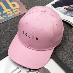 Style  Cotton Adjustable Baseball Cap Style 1  European   American Style 2   Hand a69c553cbc5