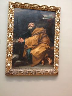 """The Metropolitan Museum of Art has acquired """"The Penitent Saint Peter"""" (1612-13) by Jusepe de Ribera, a painting that was discovered only last year by an Italian art historian."""