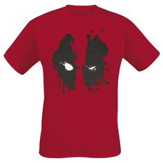 Face - T-Shirt by Deadpool