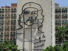 CHE GUEVARA- LA HABANA-CUBA