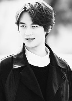 Choi Minho He is really growing up fast.  Turning into a very handsome young man.