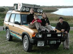 land rover discovery mongolia - Pesquisa Google