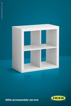 Ikea ou l'art de l'autodérision. http://iletaitunepub.fr/2013/07/10/ikea-ou-lart-de-lautoderision/