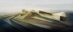 Yarışmayla Yapılan Filistin Müzesi Nakba Gününde Açılacak