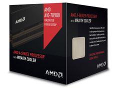 AMD anuncia sus modelos A10-7890K y Athlon X4 880K