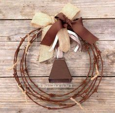 You are in the right place about cute Country Crafts Here we offer you the most beautiful pictures about the different Country Crafts you are looking for. When you examine the Country Crafts Western Crafts, Country Crafts, Country Decor, Rustic Decor, Primitive Decor, Western Wreaths, Country Wreaths, Western Style, Cowboy Western