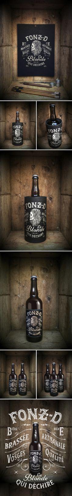 FONZ-D Beer