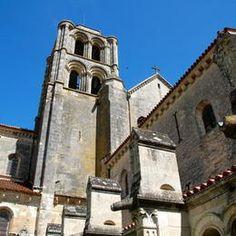 Vézelay, Church and Hill