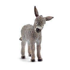 Schleich Donkey Foal Toy Figure - Toys 4 My Kids