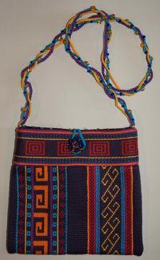 Inge Dam — Master Weaver Textile Designer