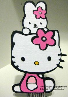 Hello Kitty Card Feature