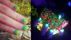 Cool! Glow Nails