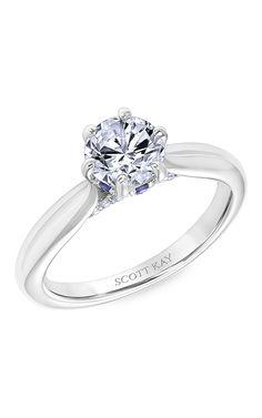 Shop Scott Kay 31-SK6030ERP-E Engagement rings | Bailey Banks & Biddle