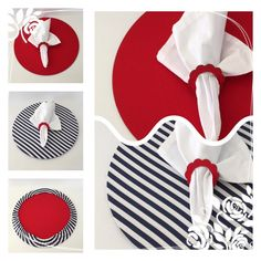 Kit dois em um Home Crafts, Diy And Crafts, Arts And Crafts, Etiquette And Manners, Linen Placemats, Napkin Folding, Mug Rugs, Creative Decor, Tablescapes