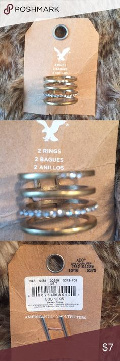 American Eagle Ring Brand new American Eagle Outfitters Jewelry Rings