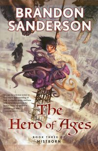 The Hero of Ages - Book Three of Mistborn