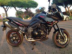 Tiger sport black