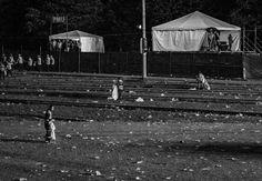 """""""Nos tratan como la basura que botan"""": los aseadores que limpian Rock al Parque - Noisey"""