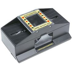 Battery operated card shuffler ToysRUs