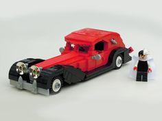 lego car by Cole Edmonson