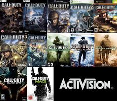 call_of_duty_games