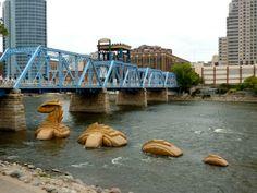 The Nessie Project-Artprize 2009-Grand Rapids, MI