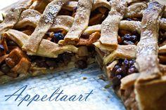 W mojej holenderskiej kuchni: Appeltaart