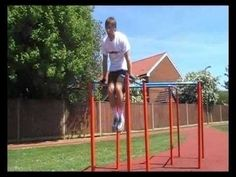 10 Abs Exercises Using Dip Bars -- perfect for getting six pack abs. exercises-for-getting-your-six-pack-abs exercises-for-getting-your-six-pack-abs noelgst letishaitc six-pack-abs workout workout abs workout six-pack-abs abs
