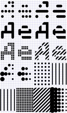 Image result for modular typographic stencil system