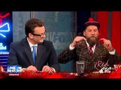 Hilarious Gavin McInnes on Redeye Ranting on Entrepreneurship (You Didn't Build That) - YouTube