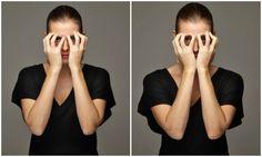Esercizi di ginnastica facciale per rassodare la pelle del viso (e via le rughe!)Le FreakS - Fashion Blogger Roma « Le FreakS - Fashion Blogger Roma Face Gym, Foto Face, Yoga Fitness, Health Fitness, Face Yoga Exercises, Love My Body, Qigong, Healthy Habits, Stay Fit
