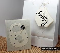 Beautiful Baby, Star Background, Blueprints 14 Die-namics, Baby's Bib Die-namics, Oh Baby Die-namics - Amy Rysavy #mftstamps