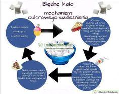 Błędne koło - mechanizm cukrowego uzależnienia - Motywator Dietetyczny
