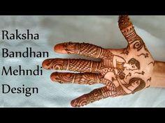 Rakhshabandhan Special henna design for hands Palm Mehndi Design, Peacock Mehndi Designs, Arabic Henna Designs, Unique Mehndi Designs, Wedding Mehndi Designs, Mehndi Designs For Fingers, Mehndi Design Images, Dulhan Mehndi Designs, Mehndi Patterns