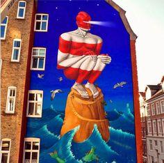 by AEC from Interesni Kazki - We Aart, Aalborg, Denmark - September, 2014 (LP)