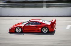 https://flic.kr/p/Bo7YTr | Ferrari F40 | Ferrari F40 flyby at the Supercar Sunday in Assen.