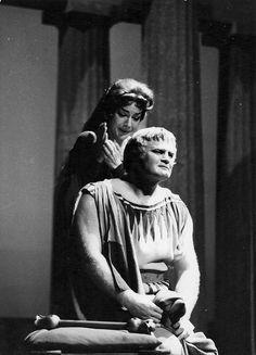 Maria Callas and John Vickers, Medea.
