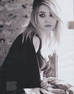 Ashley Olsen Photoshoots | Ashley Olsen para Fashion Magazine September 2010