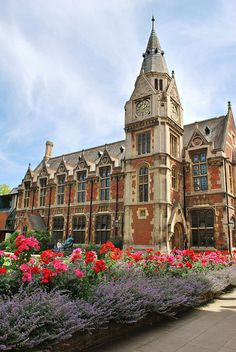 Pembroke College, Cambridge, UK