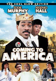 Coming to America .one of my favorite movies of all time Romance Movies, Comedy Movies, Hd Movies, Film Movie, 1 Film, Movies Showing, Movies And Tv Shows, Crispus Attucks, Buddy Movie