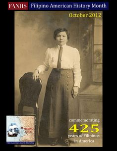Filipino American History Month, October 2012. Another version.