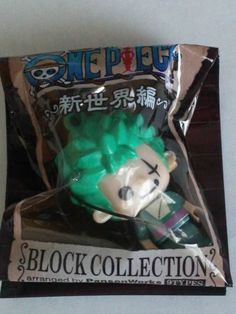 ONE PIECE Roronoa Zoro Japan Figure Anime Limited Not for sale New Rare
