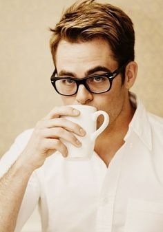 You Are Literally So Attractive Just Drinking Coffee